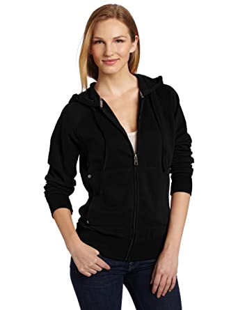 e4d6a729 Amazon.com: Dickies Women's Rib Inset Hoodie: Clothing