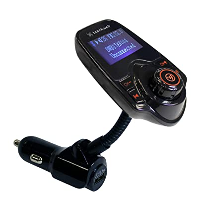 Blackweb CRBLV004 FM Transmitter with Bluetooth Wireless Technology