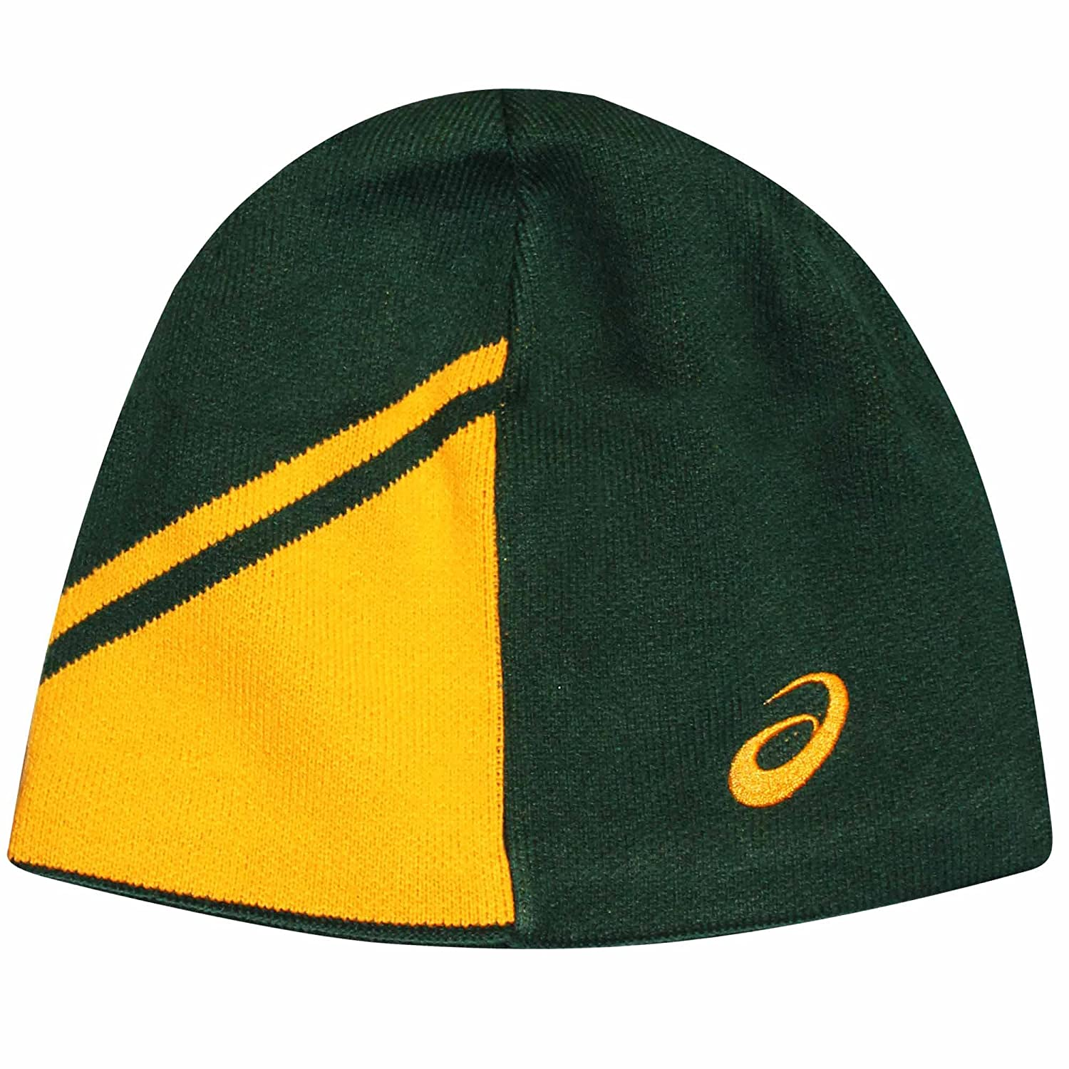 Springboks Official South Africa Rugby World Cup Beanie Hat by ASICS   (Adults ) CAP1145 SPRINGBOKS ... 6a8a7b8e212