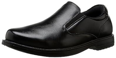 Deer Stags Men's King Slip-On Loafer, Black, ...