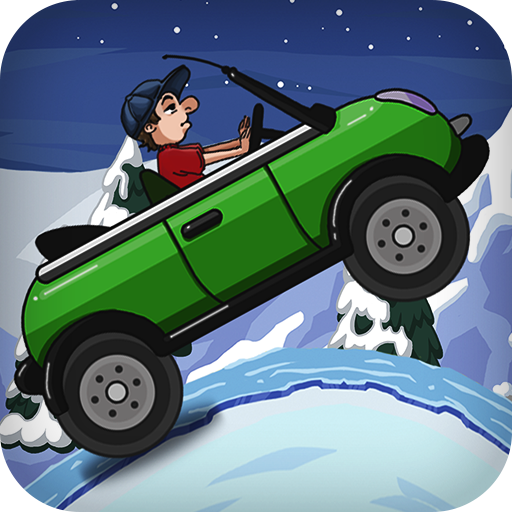 Snow Mountain Climb Racing 3D