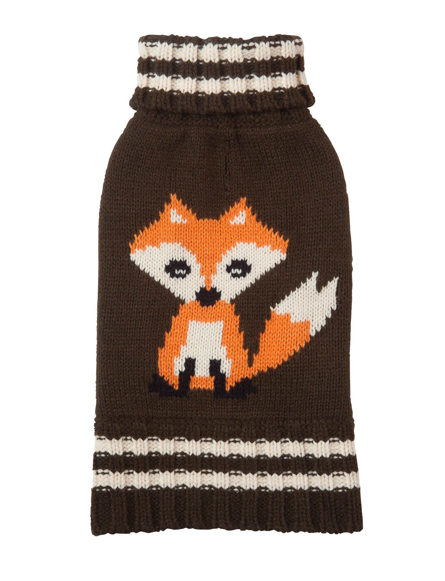 fabdog Fox Dog Sweater (14'')