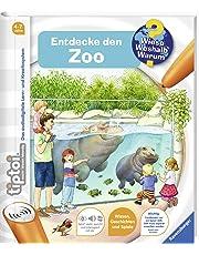 tiptoi® Entdecke den Zoo (tiptoi® Wieso? Weshalb? Warum?, Band 20)