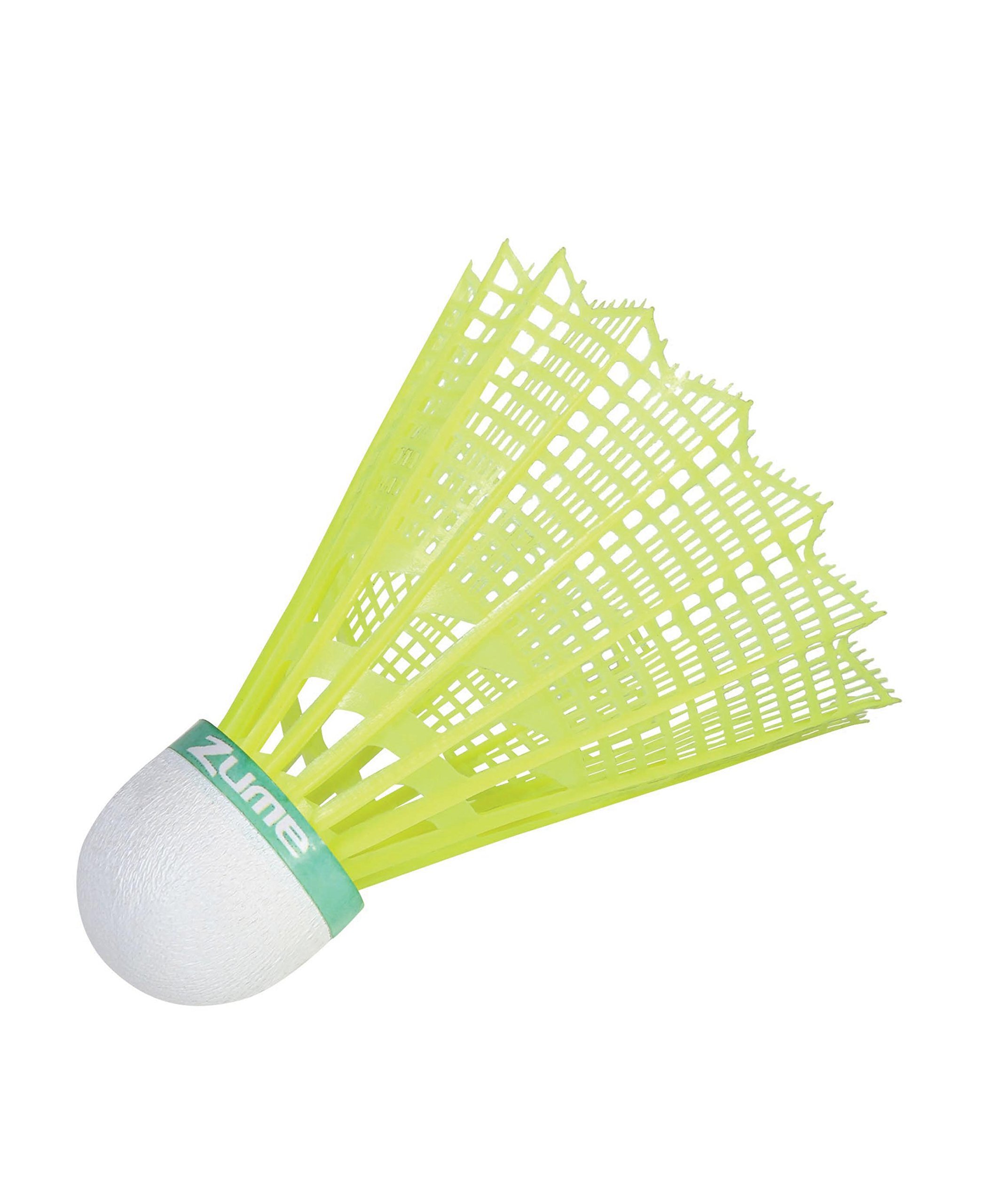 Zume Games Portable Badminton Set with Freestanding Base - Sets Up on Any Surface in Seconds - No Tools or Stakes Required (Renewed) by Zume (Image #6)