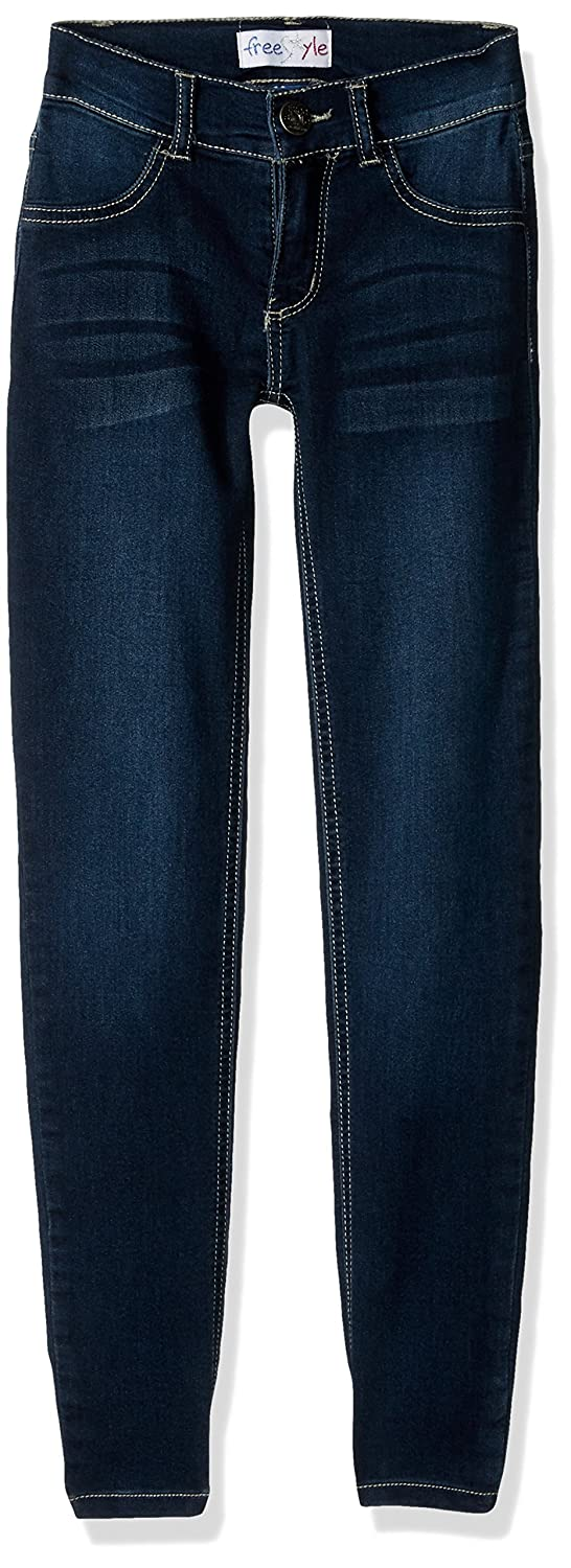 Freestyle Revolution Girls' Big Jade Jegging Jean FS7-77558