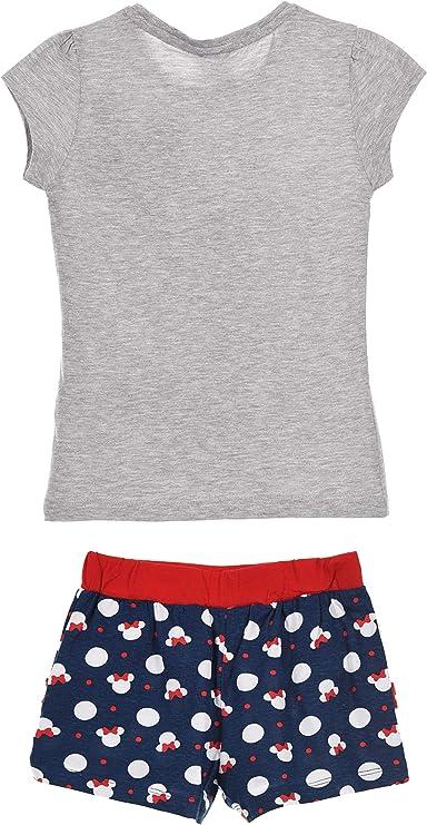 Minnie Mouse Bimba Maglietta e Pantaloncini