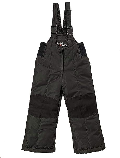 Amazon.com: snowstoppers – Pantalones de nieve/baberos de ...