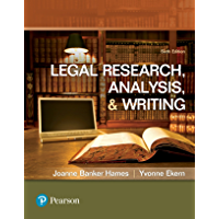 Legal Research, Analysis, and Writing (2-downloads)