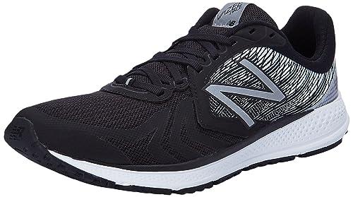 New Balance Men's Vazee Pace V2 Running Shoe Black/White