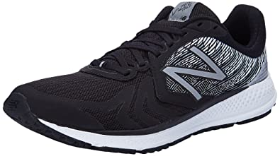 New Balance Men's Vazee Pace V2 Running Shoe Black/White, ...