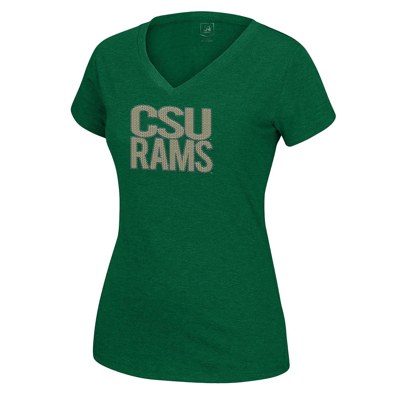 NCAA Womens Sequin Logo Favorite Tee