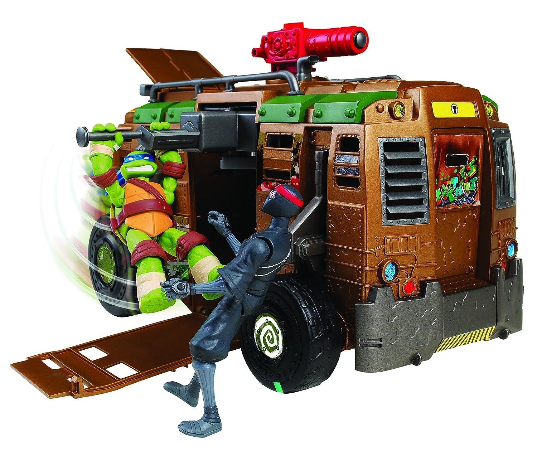 Giochi Preziosi TUA41 vehículo de Juguete - Vehículos de Juguete, TNMT, Interior, 3 año(s), Niño, CE