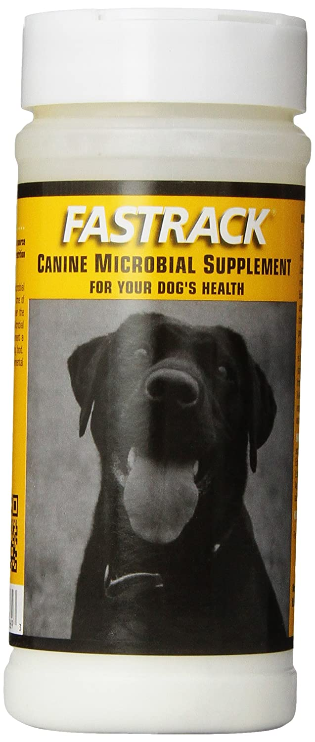 Conklin Fastrack Canine Microbial Supplement for Dogs, 300gm