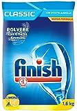Finish - Polvere Classic al Limone - 2 confezioni da 1600 g [3200 g]