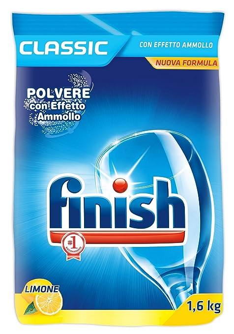 20 opinioni per Finish Polvere Lemon, 1600 gr