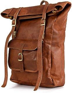 092966dbdaecb Top Damen Bags Leder Roll Berliner Leeds Rucksack Xl Aus 3TKlFc1J