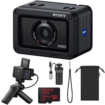 Amazon.com: Sony Cyber-Shot RX0 II - Cámara compacta (15,3 ...