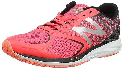 new balance running femme rose