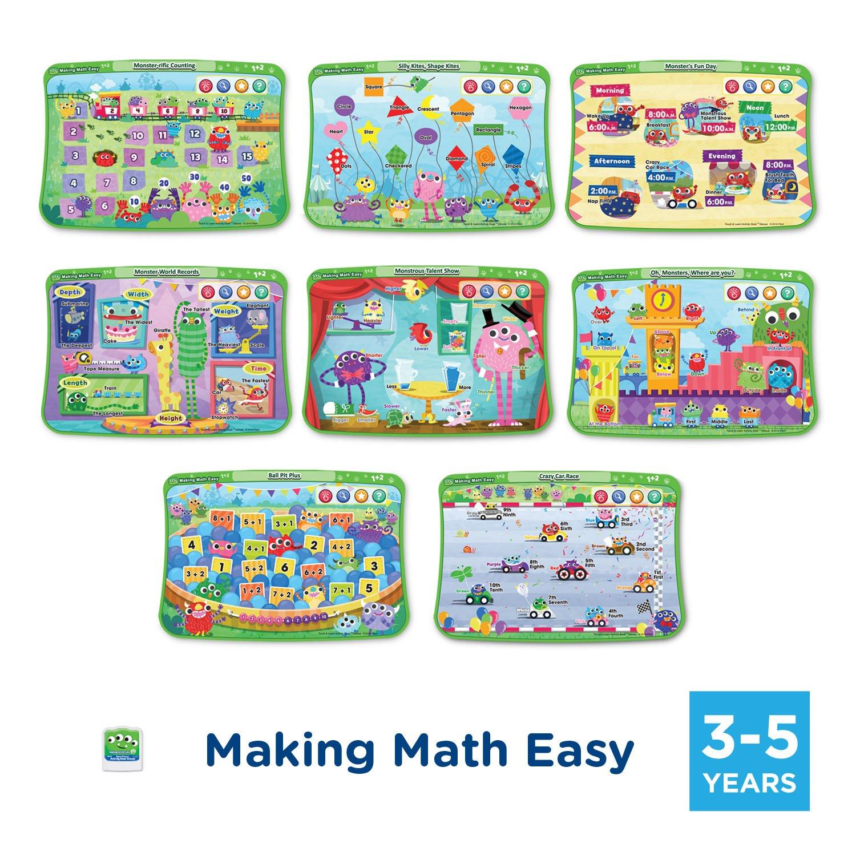 VTech Activity Desk 4-in-1 Kindergarten Expansion Pack Bundle for Age 3-5 by VTech (Image #3)