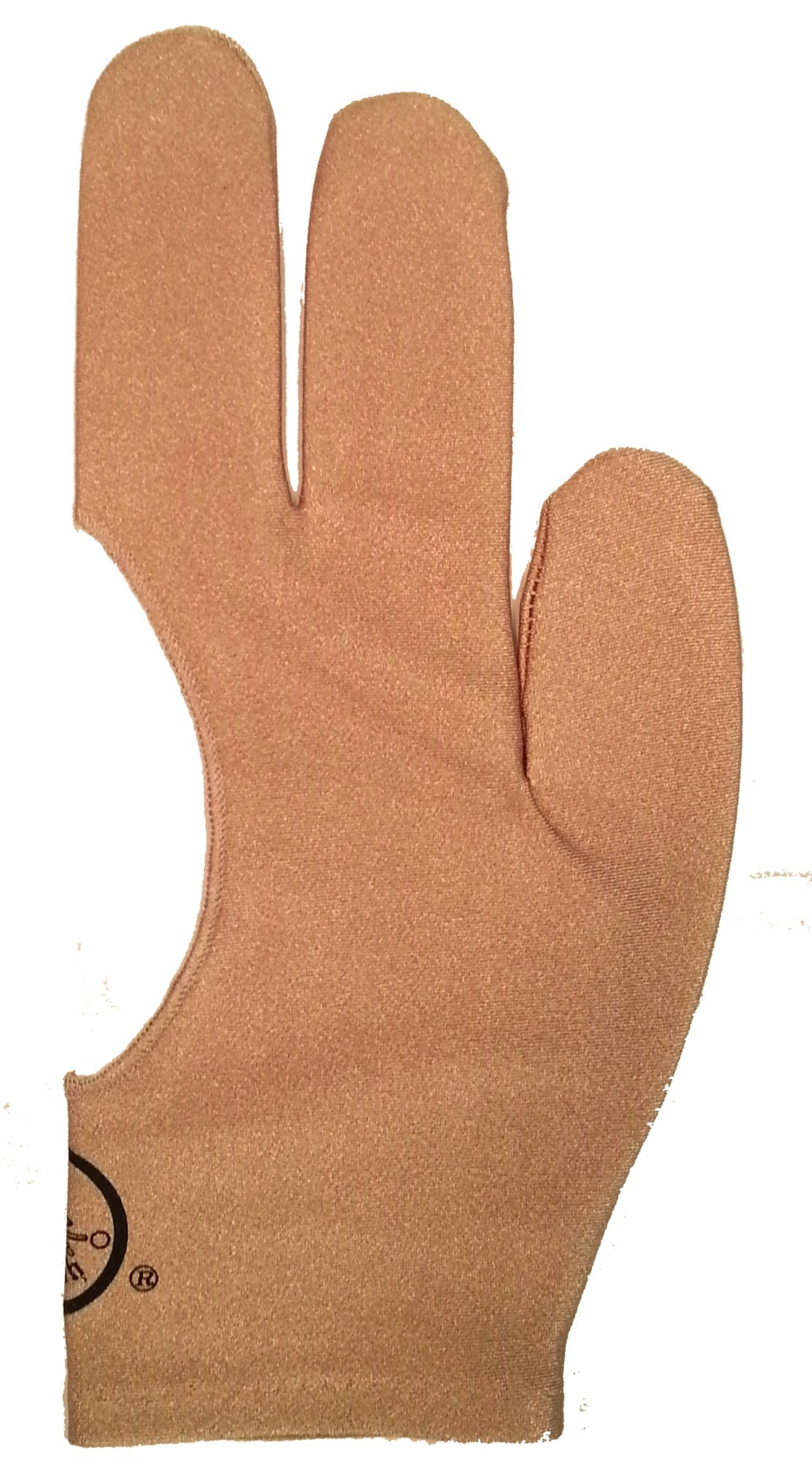 Sir Joseph Billiard Glove - Extra Small - Tan