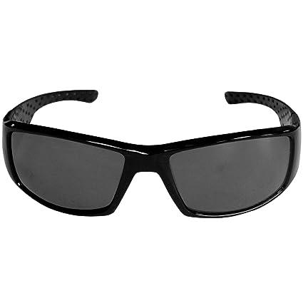 0fb4e7dd1ee0 Amazon.com   NFL Baltimore Ravens Chrome Wrap Sunglasses   Sports ...