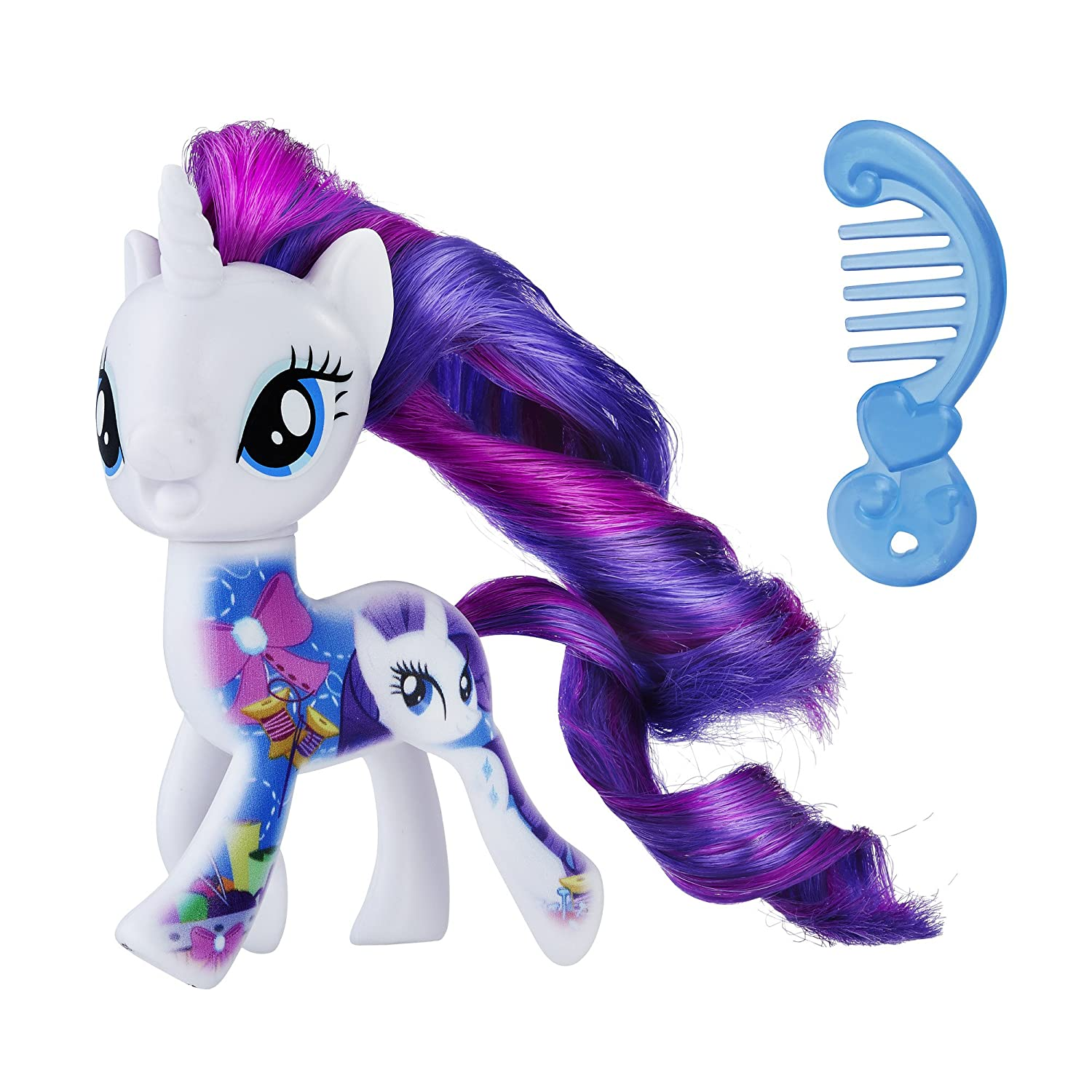 Hasbro Canada Corporation E1631AS00 My Little Pony: The Movie All About Rarity