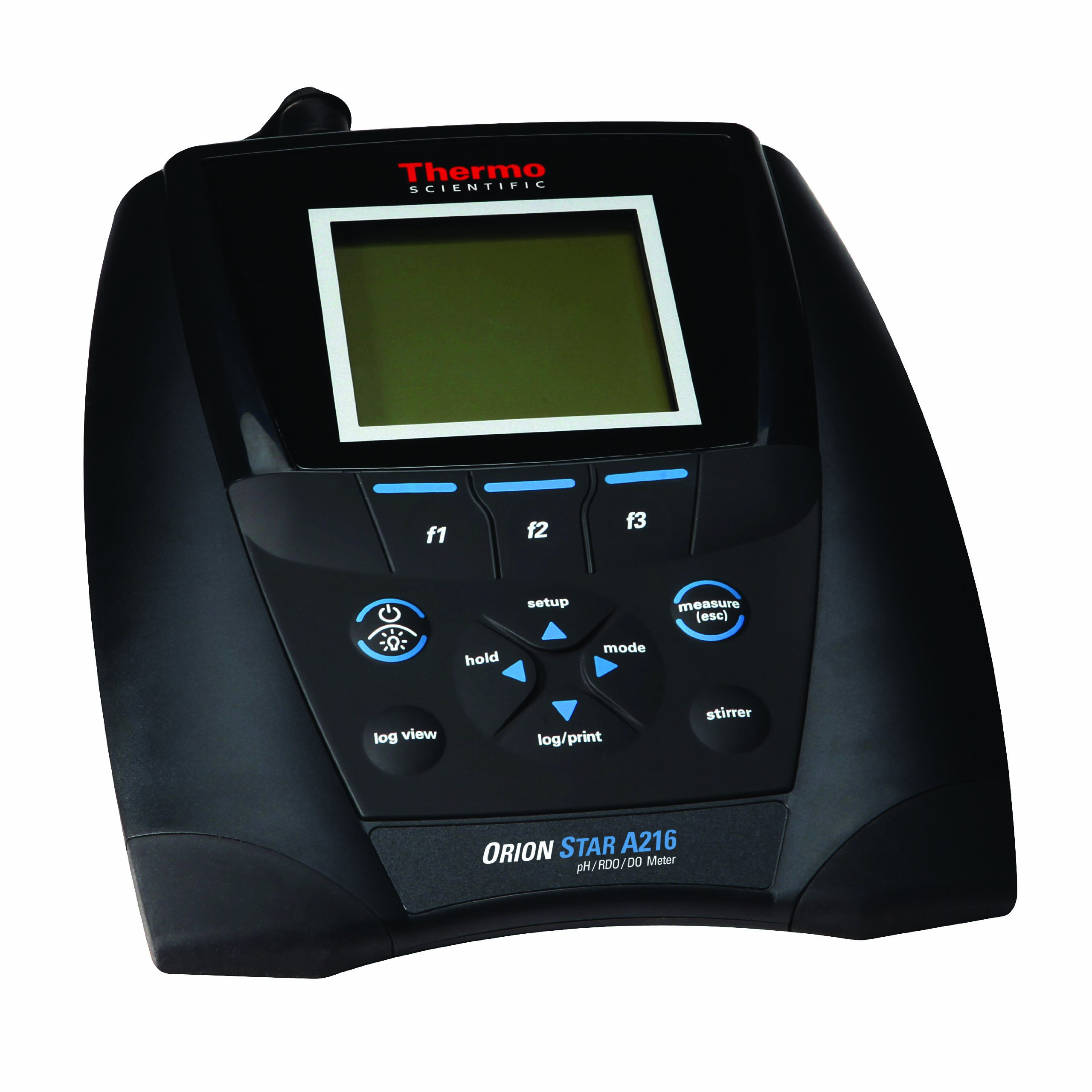 Thermo Scientific Orion Star A216 pH/RDO/DO Benchtop Multiparameter Meter, -2.000 to 20.000 pH Range