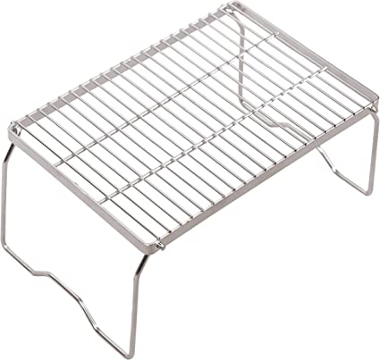 Foldable Steel Cooking Grate