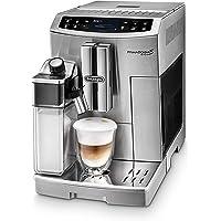 De'Longhi ECAM510.55M PRIMADONNA S EVO ECAM 510.55.M Kaffeevollautomat, Edelstahl, 2 liters, silber