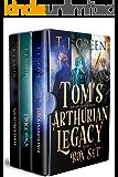 Tom's Arthurian Legacy Box Set: Books 1-3