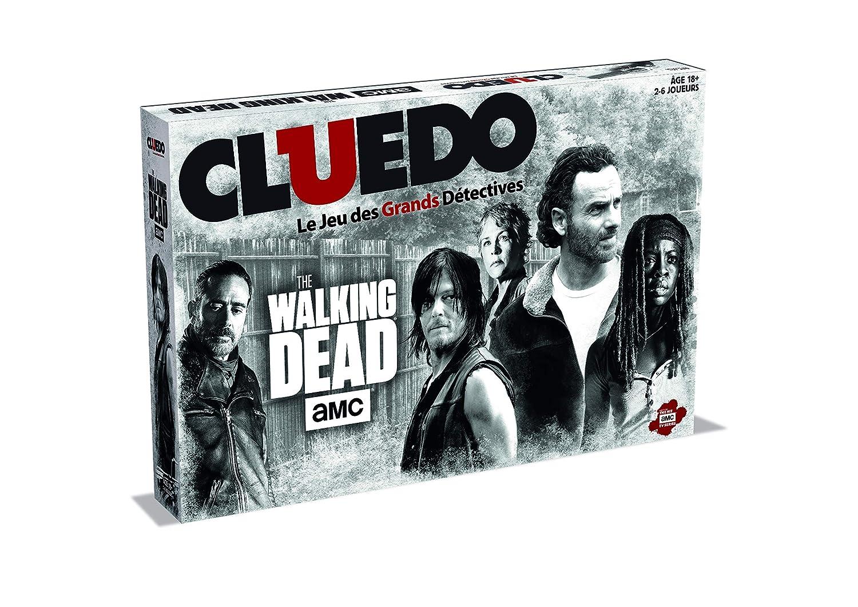 【メール便不可】 Winning Moves - Cluedo The Walking Dead Winning、0231 B07F36XYDG、フレンチバージョン Walking B07F36XYDG, キッズダンス衣装子供服よしんちゃ:0f70f5cb --- very2.top