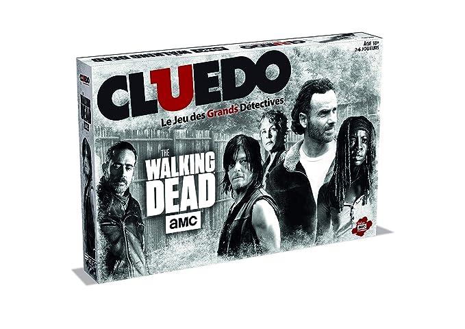 Winning Moves - Cluedo The Walking Dead, 0231, Version ...