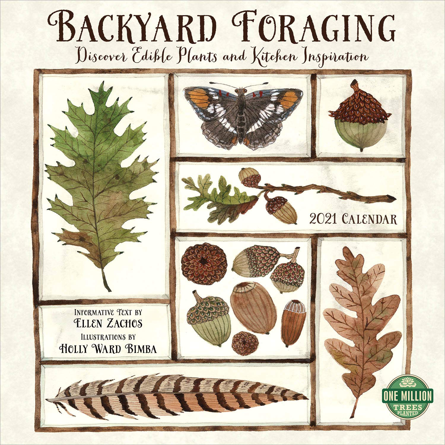 Discover Card Rewards Calendar 2021 Backyard Foraging 2021 Wall Calendar: Discover Edible Plants and