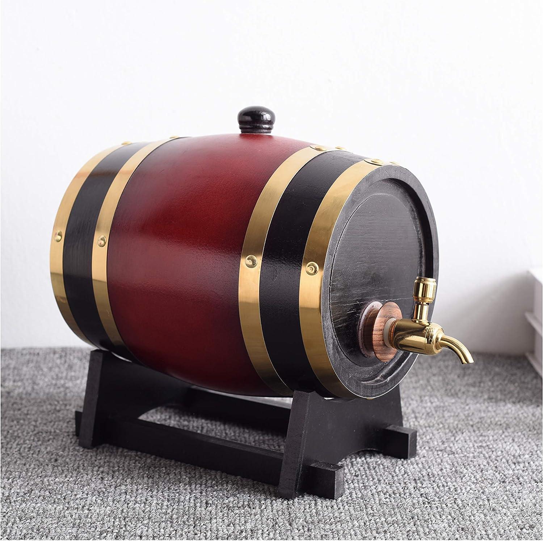 N / A Barril de maduración de Ginebra de Ron de Whisky de ...