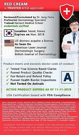#1 Newest Korean Skin Care All In One Best Anti Aging Vitamin C Night Cream  - Advanced