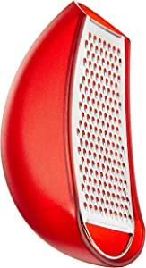 A di Alessi Parmenide Cheese Grater, Red