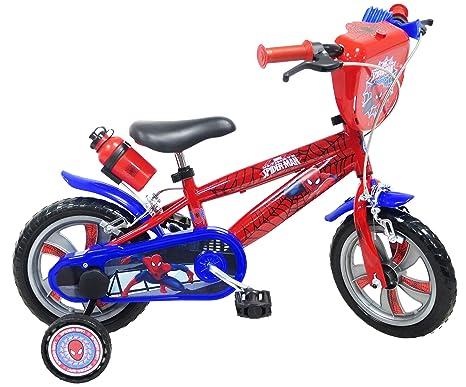 Bicicletta Bimbo 34 Anni Spiderman 12 Amazonit Sport E Tempo Libero