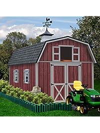 Best Barns Woodville 10 Ft. ...