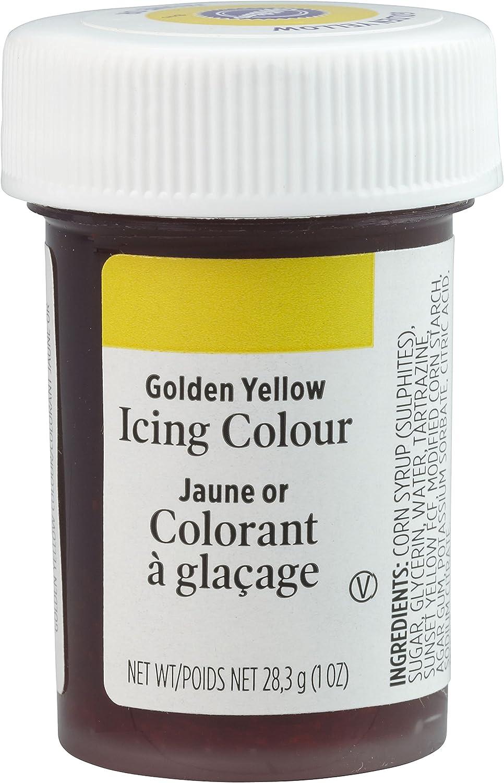 Wilton Paste Colour - Golden Yellow