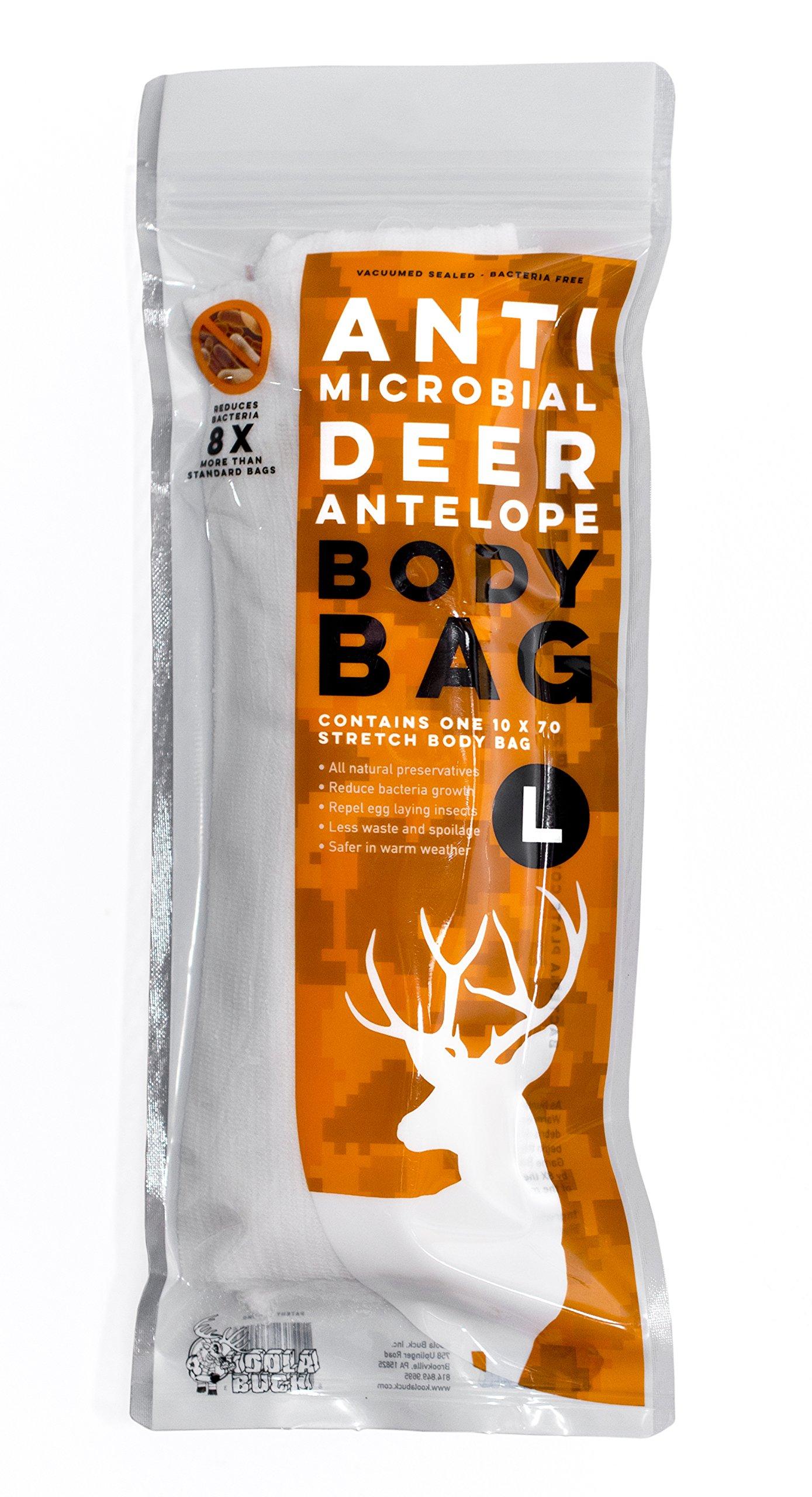 Koola Buck Antimicrobial Game Bags (Deer/Antelope 1 Pack) by Koola Buck