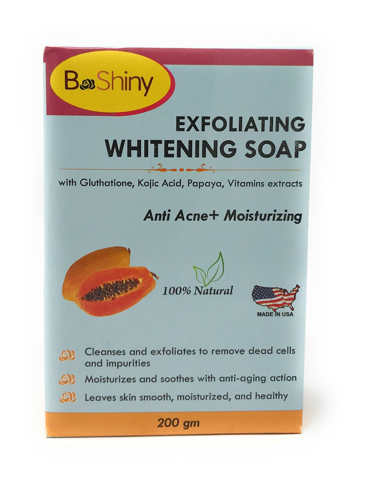 Amazon.com: BeShiny L Glutathione Skin Lightening