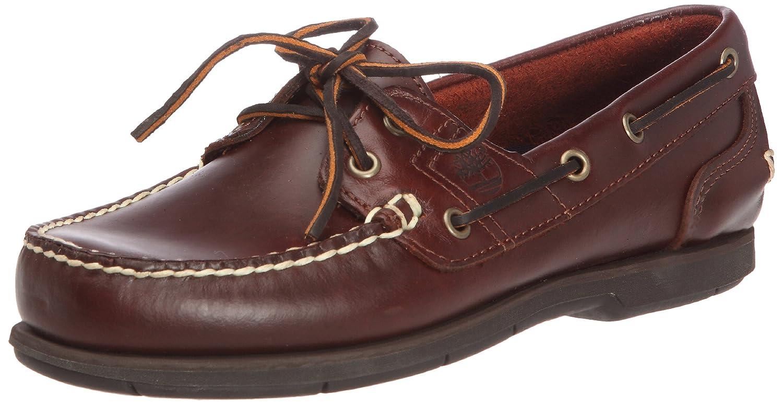 TALLA 40 EU. Timberland Classic 2-Eye, Zapatos del Barco para Hombre