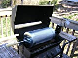 Make Your Own Coffee Roaster Drum for BBQ Grills