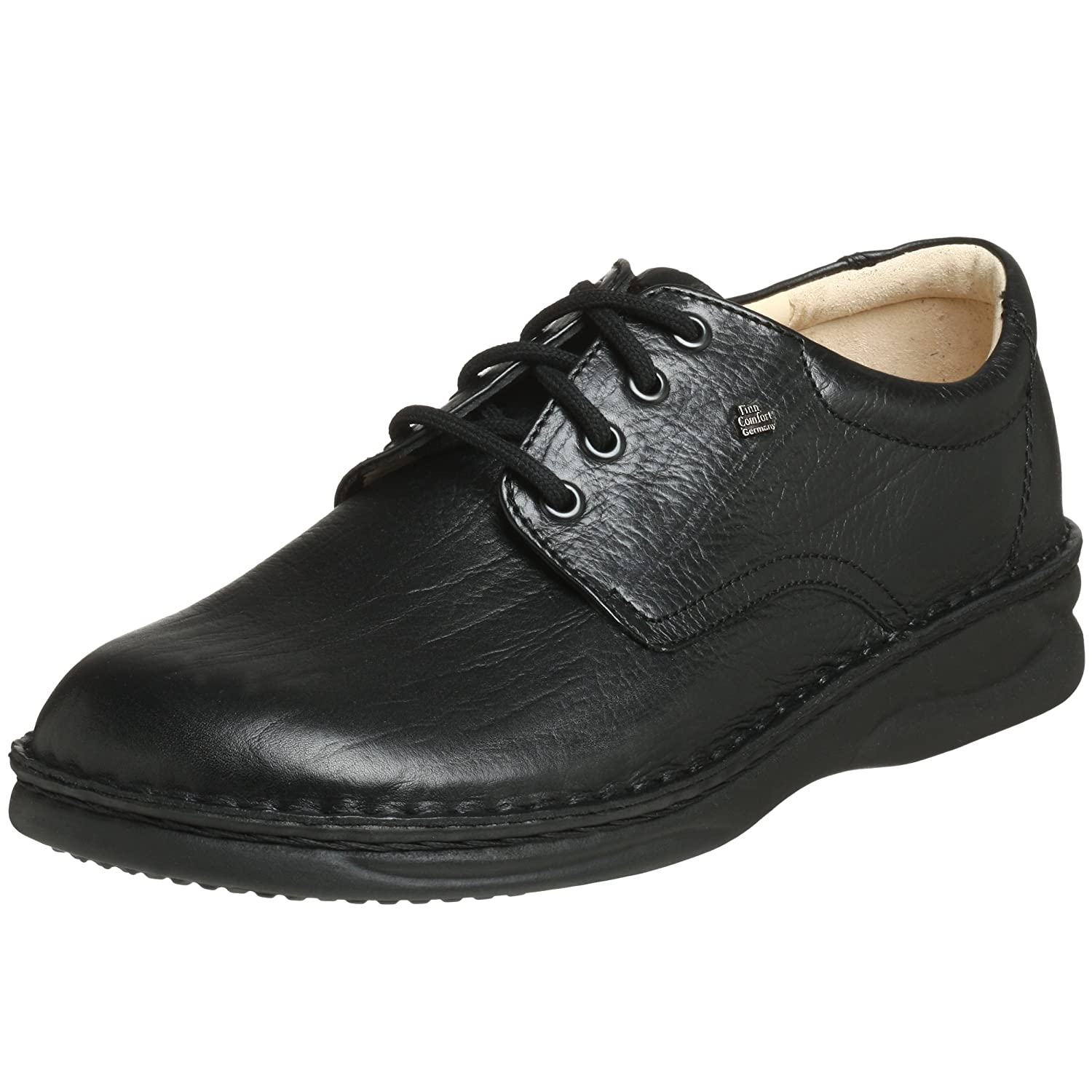 new cheap price reduced good texture Amazon.com   Finn Comfort Men's Baden Casual Lace-Up   Oxfords