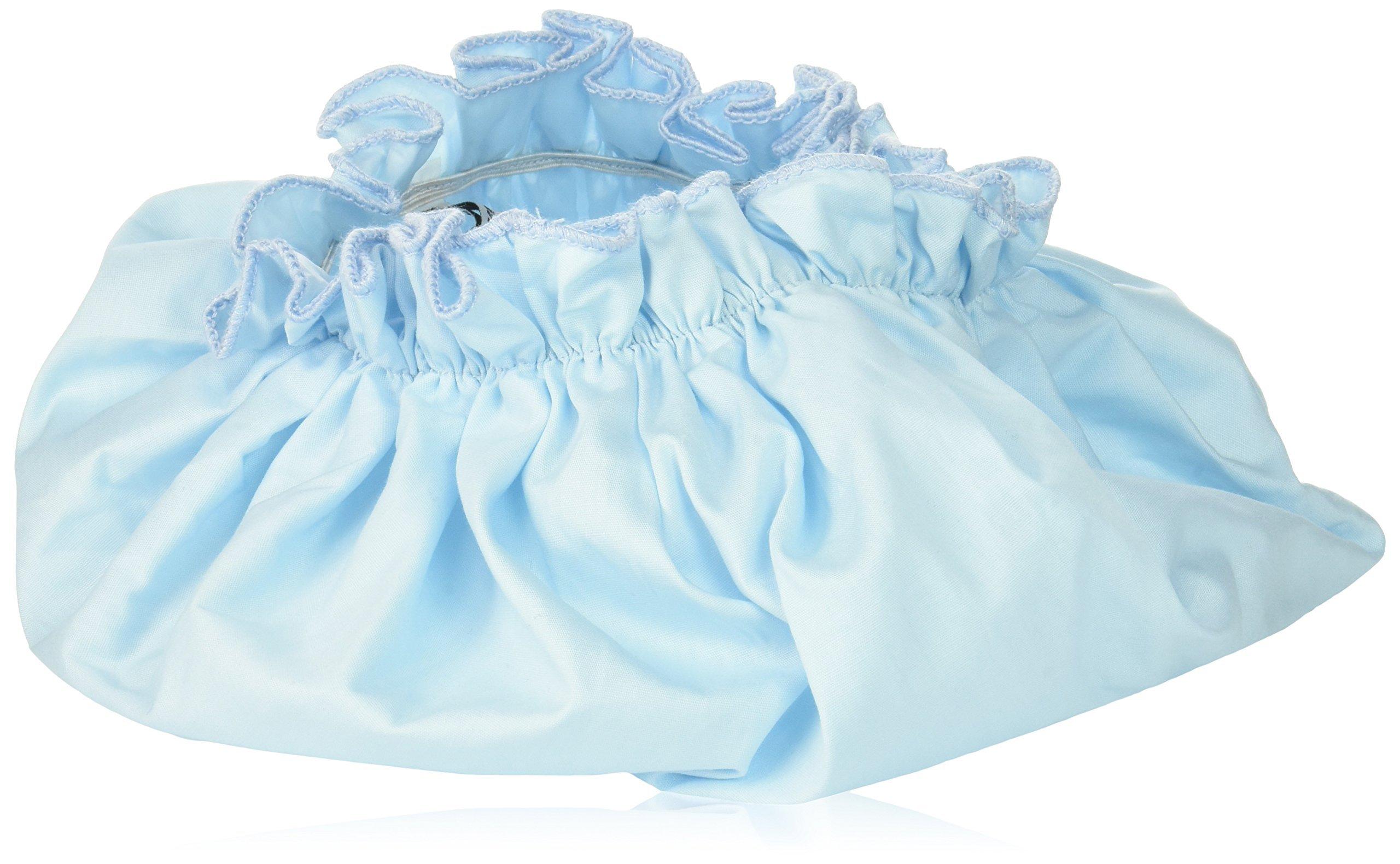 Bouffant Shower Cap-Blue