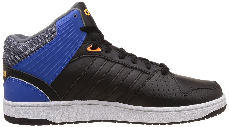 Multicolore Mid Size Scarpe Hoops Sportive Uomo Adidas 45 Jumpshot q01wYpt