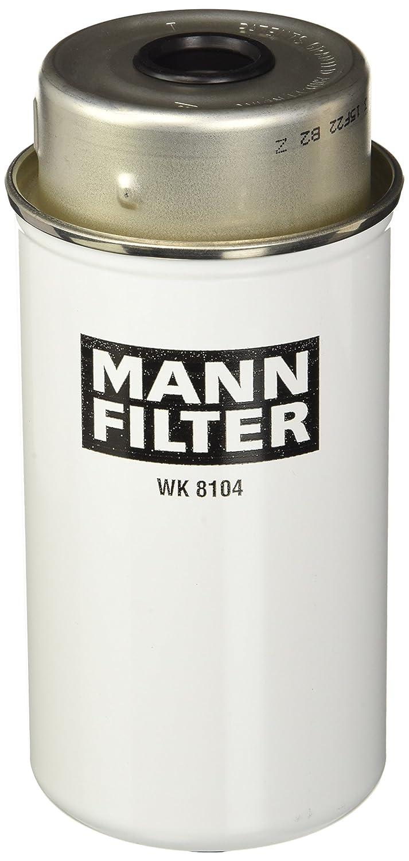 Mann+Hummel WK8104 Filtro del carburante MANN & HUMMEL GMBH WK 8104