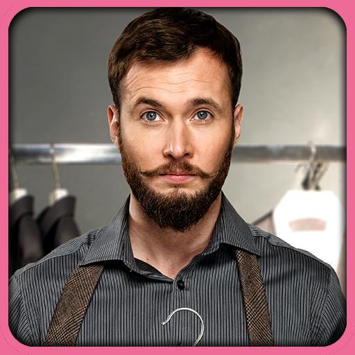 Beard Salon Photo Editor (Beard With Goatee)