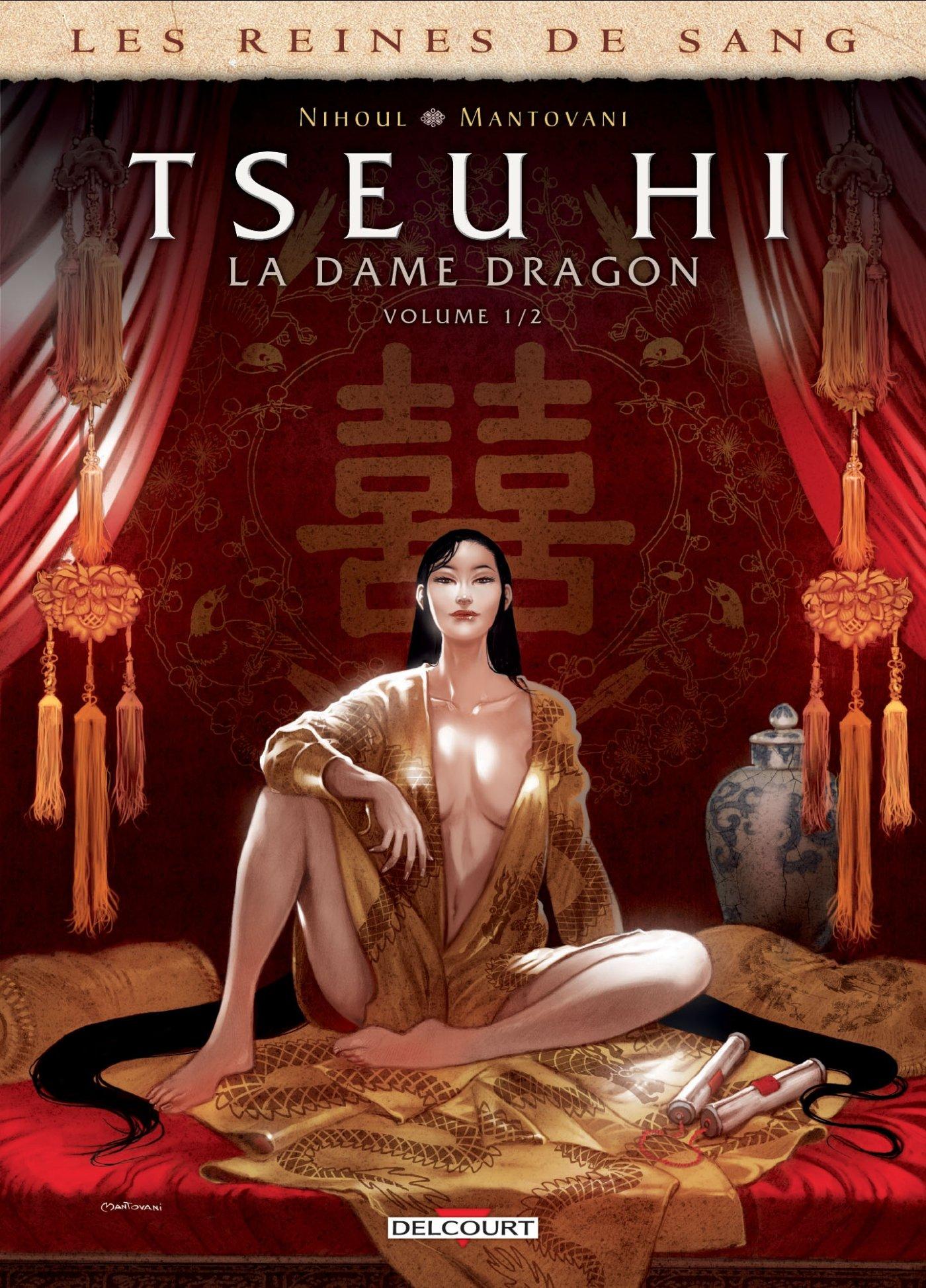 les reines de sang tseu hi la dame dragon t01
