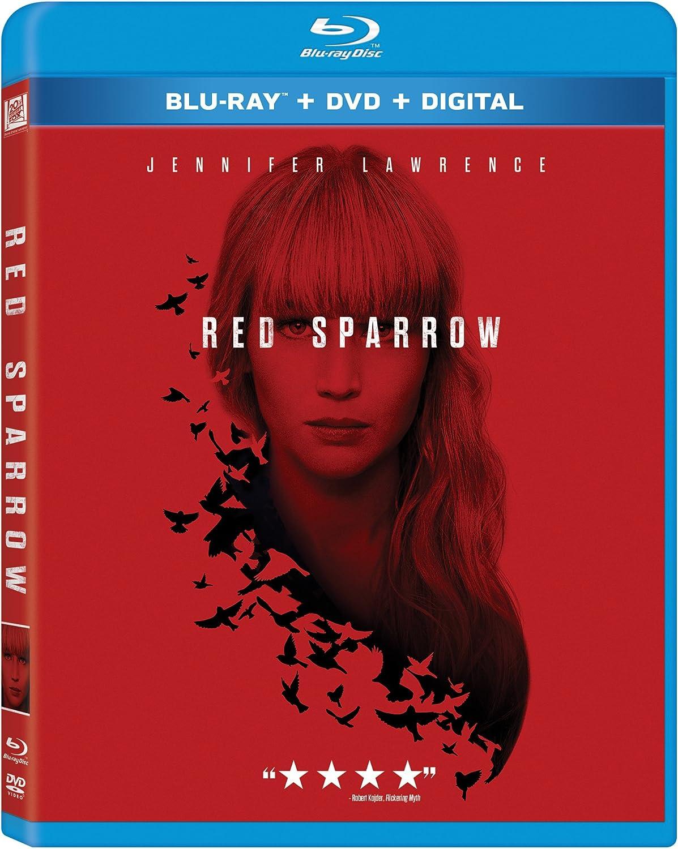Red Sparrow [Blu-ray]: Amazon.co.uk: DVD & Blu-ray